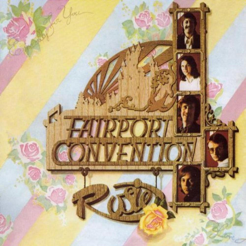 Fairport Convention Rosie album cover