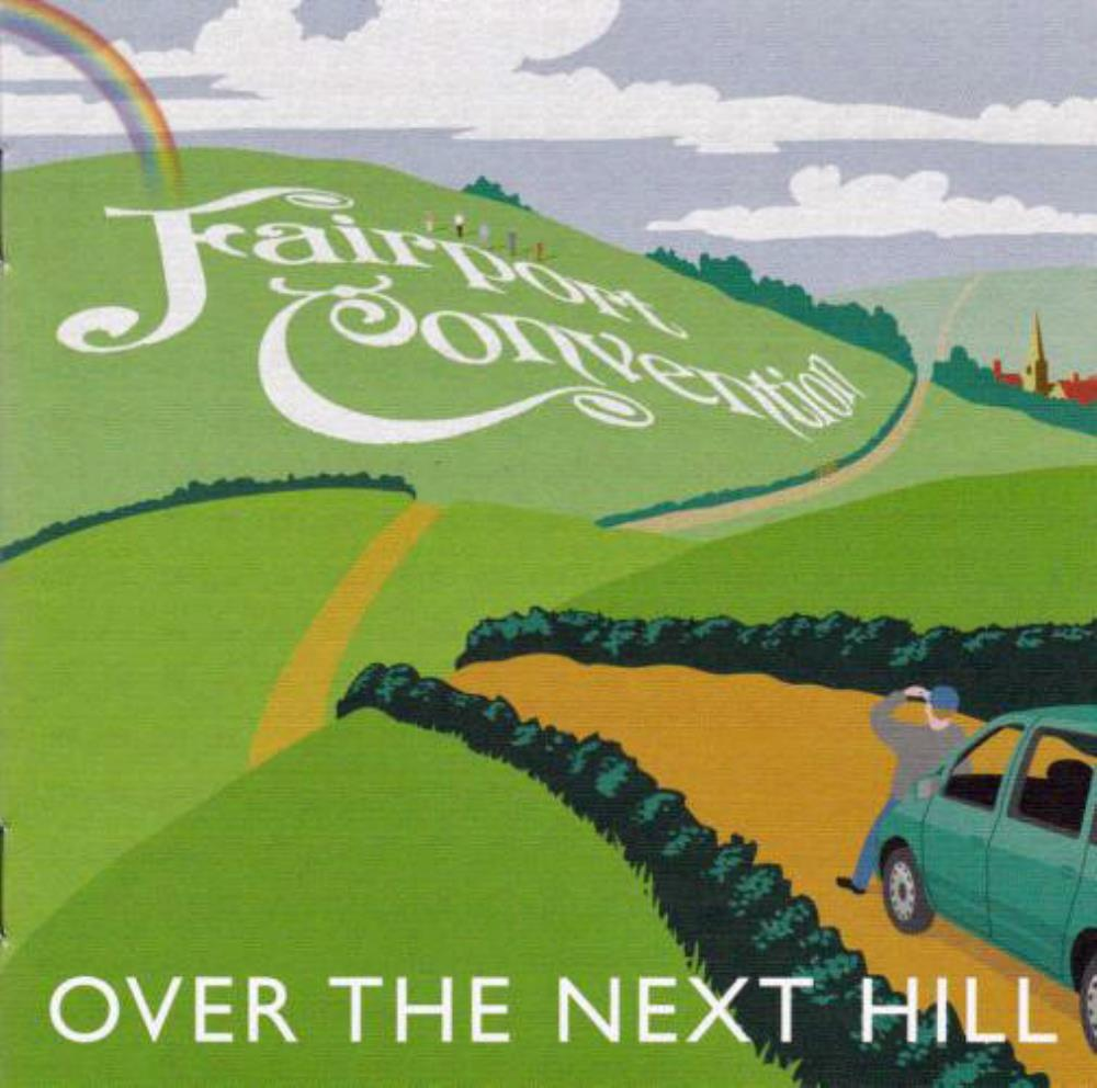 Over The Next Hill by FAIRPORT CONVENTION album cover