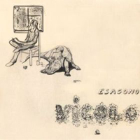 Esagono - Vicolo CD (album) cover