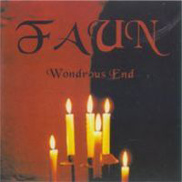 Faun Wondrous End album cover
