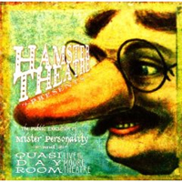 The Public Execution of Mr. Personality/Quasi Day Room by HAMSTER THEATRE album cover
