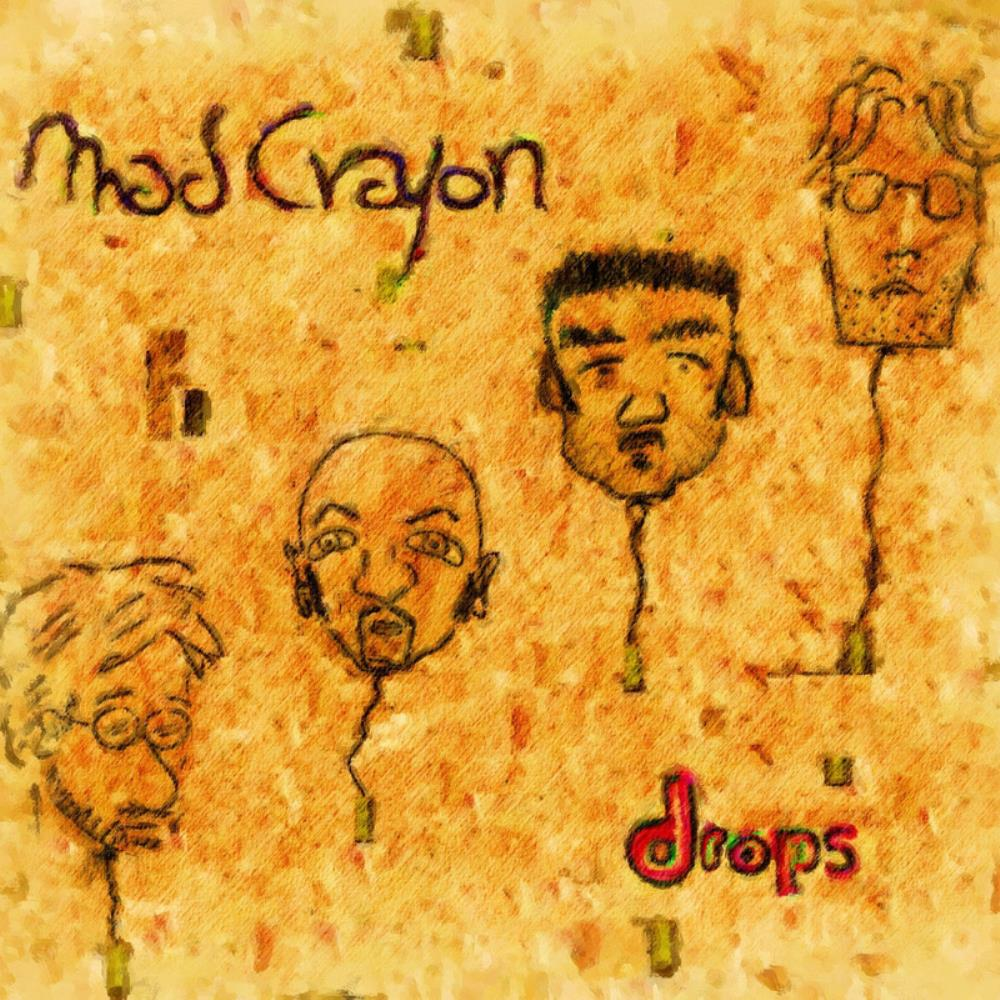 Drops by MAD CRAYON album cover