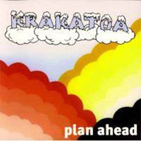 Krakatoa - Plan Ahead CD (album) cover