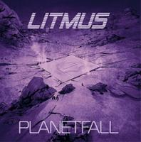Litmus - Planetfall CD (album) cover