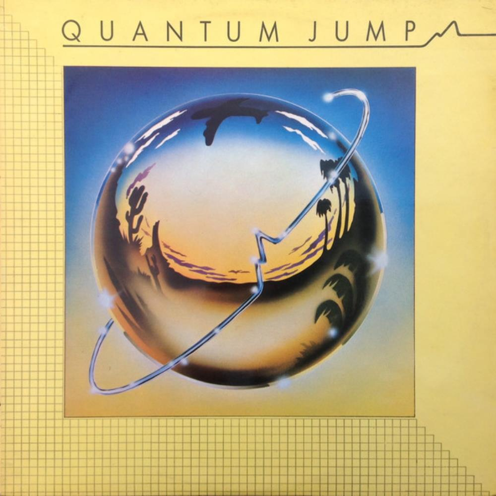 Quantum Jump by QUANTUM JUMP album cover