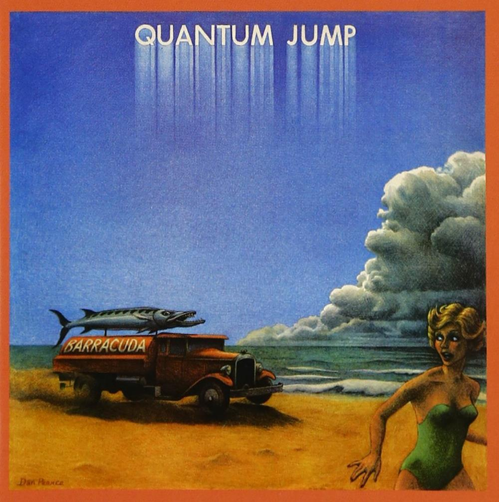 Quantum Jump - Barracuda CD (album) cover