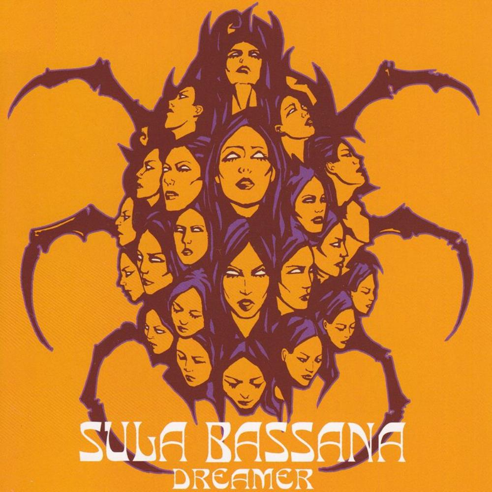 Dreamer by SULA BASSANA album cover