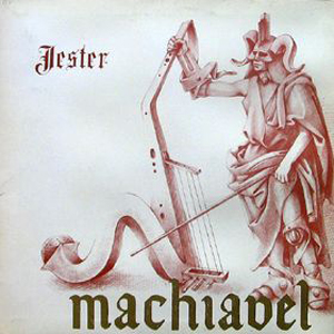 Machiavel - Jester CD (album) cover
