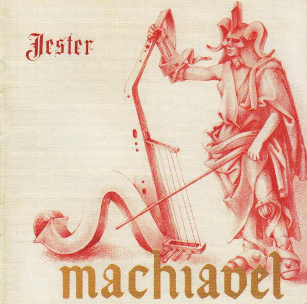 Jester by MACHIAVEL album cover
