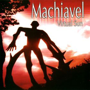 Machiavel Virtual Sun  album cover