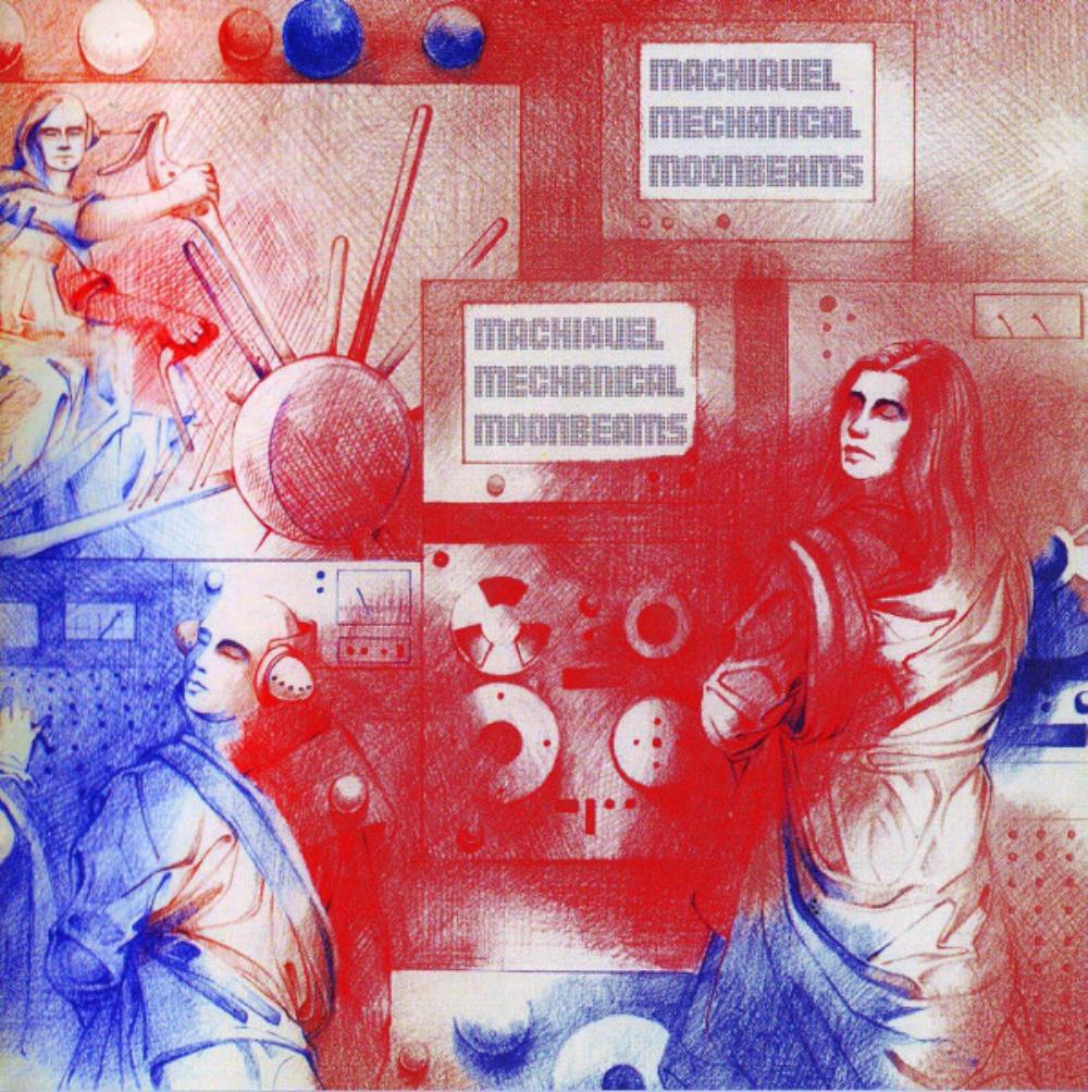 Mechanical Moonbeams by MACHIAVEL album cover