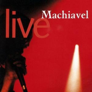 Machiavel Live by MACHIAVEL album cover