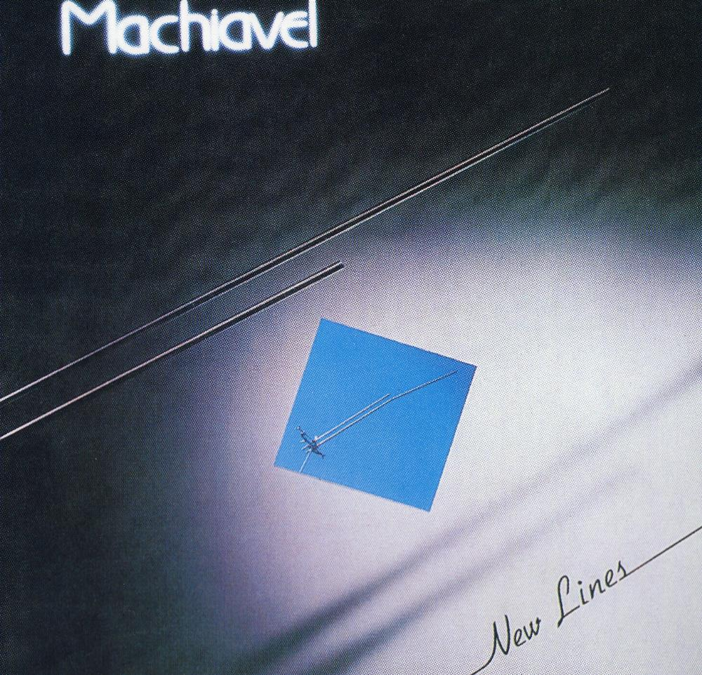 Machiavel New Lines album cover