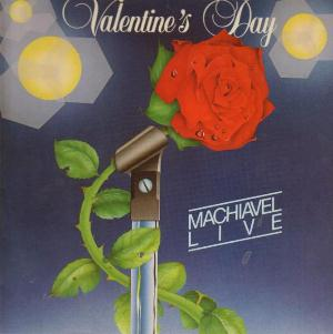 Machiavel - Valentine's Day CD (album) cover