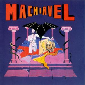 Machiavel - Machiavel  CD (album) cover