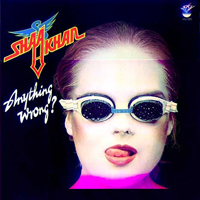 Shaa Khan Anything Wrong? album cover