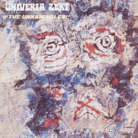 Univeria Zekt - The Unnamables CD (album) cover