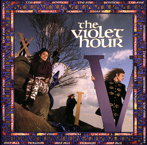 The Violet Hour The Fire Sermon album cover