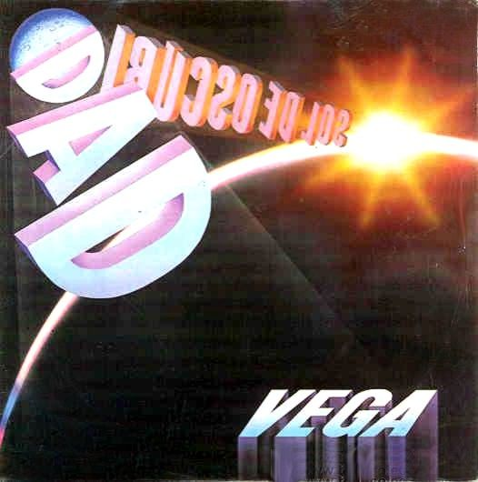 Sol De Oscuridad by VEGA album cover