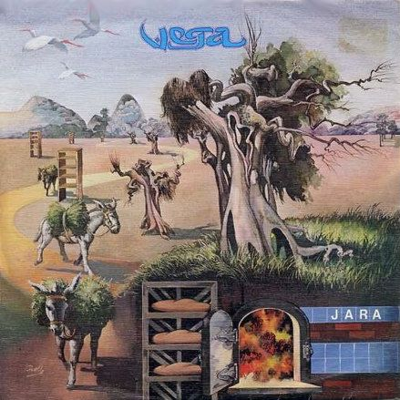 Vega - Jara CD (album) cover