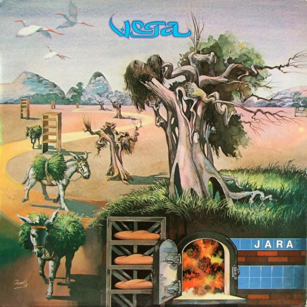 Jara by VEGA album cover