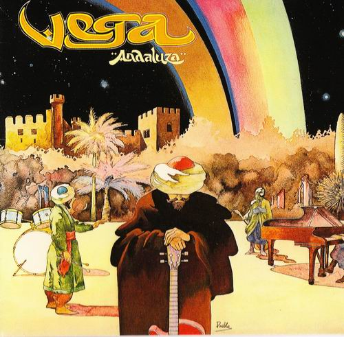 Andaluza  by VEGA album cover