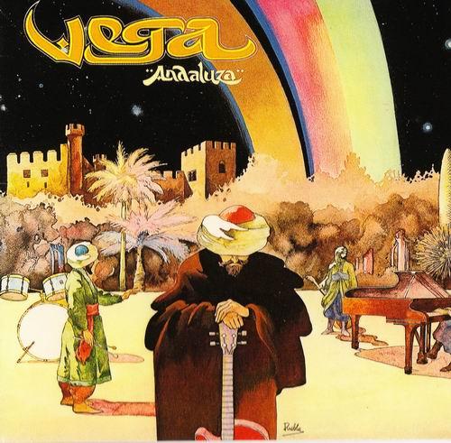 Andaluza by VEGA album cover