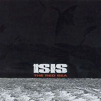 Isis - The Red Sea CD (album) cover
