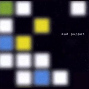 Mad Puppet - Cube CD (album) cover