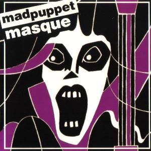Mad Puppet - Masque  CD (album) cover