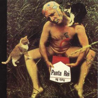 Panta Rei - Panta Rei CD (album) cover