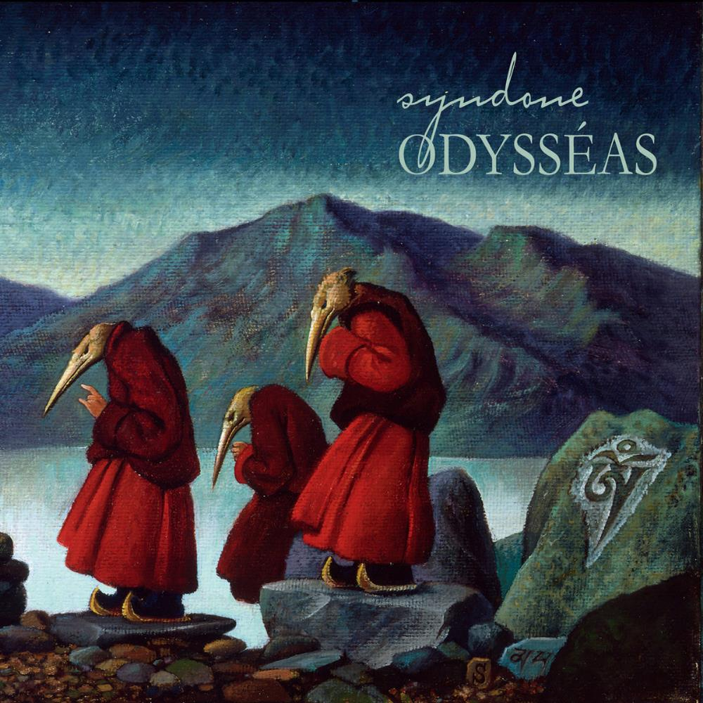 Syndone - Odysséas CD (album) cover