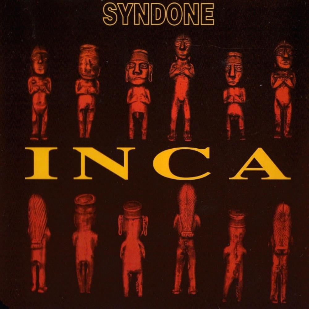 Syndone - Inca CD (album) cover
