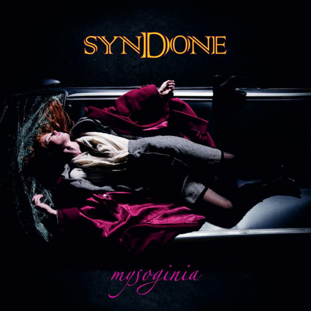 Syndone - Mysoginia CD (album) cover