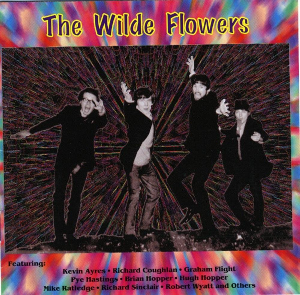 The Wilde Flowers - Tales Of Canterbury - The Wilde Flowers Story CD (album) cover