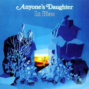 Anyone's Daughter - In Blau CD (album) cover