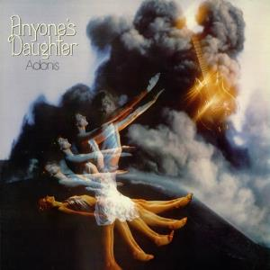 Anyone's Daughter - Adonis CD (album) cover