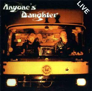 Anyone's Daughter - Live CD (album) cover