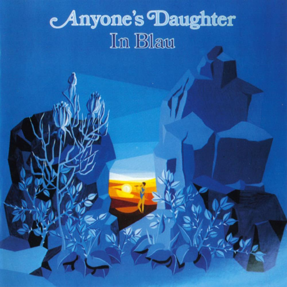 In Blau by ANYONE'S DAUGHTER album cover