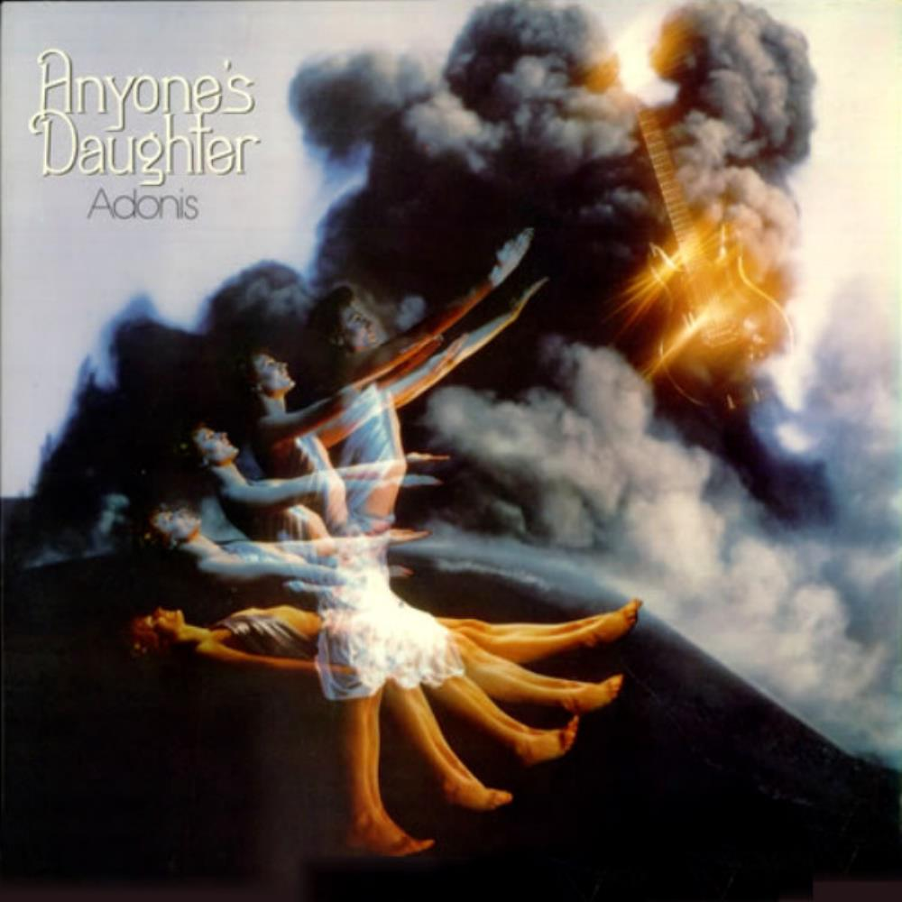 Adonis by ANYONE'S DAUGHTER album cover