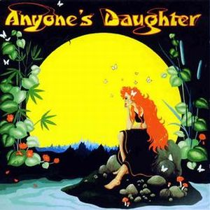 Anyone's Daughter - Anyone's Daughter CD (album) cover
