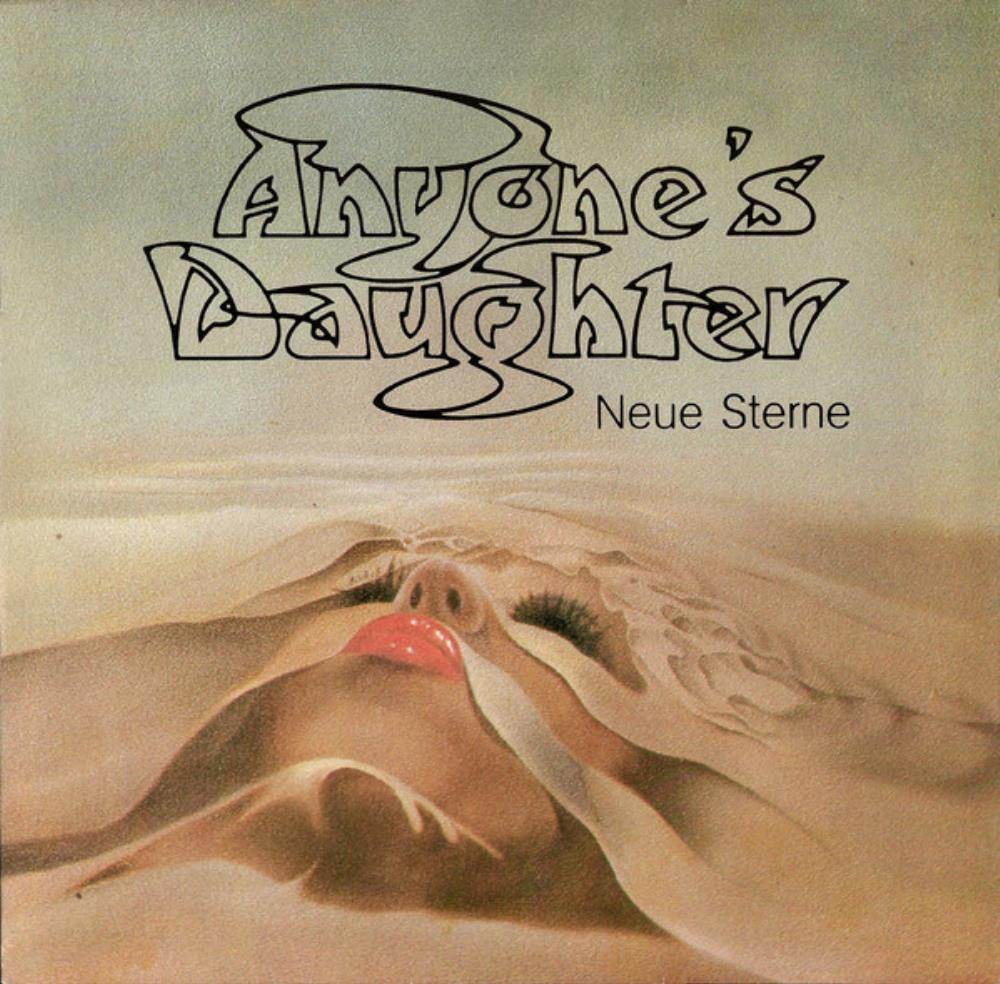 Anyone's Daughter - Neue Sterne CD (album) cover