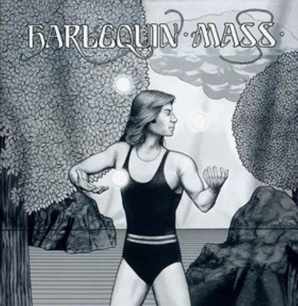 Harlequin Mass by HARLEQUIN MASS album cover