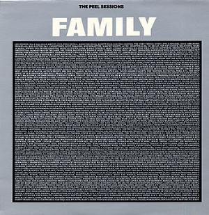 The Peel Sessions by FAMILY album cover