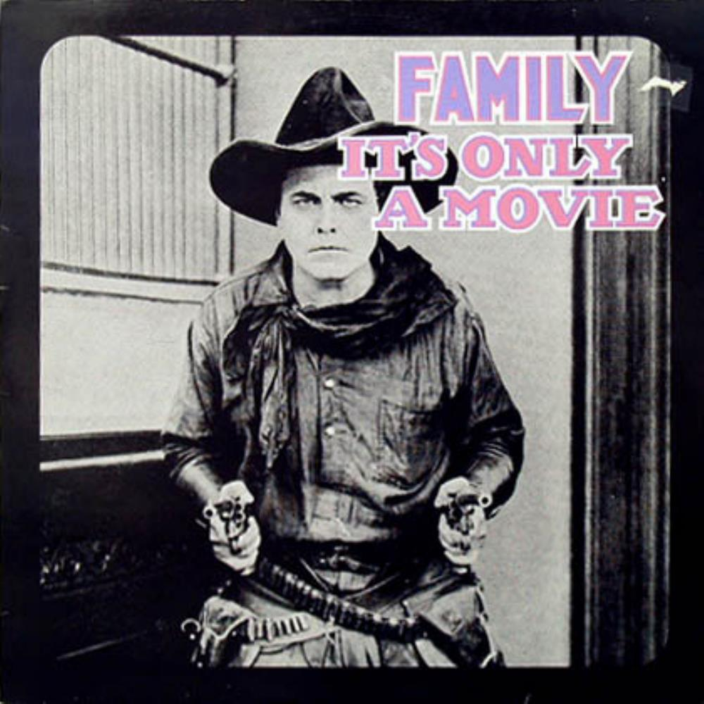 It's Only A Movie by FAMILY album cover