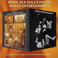 Family - Music In A Doll's House / Family Entertainment CD (album) cover