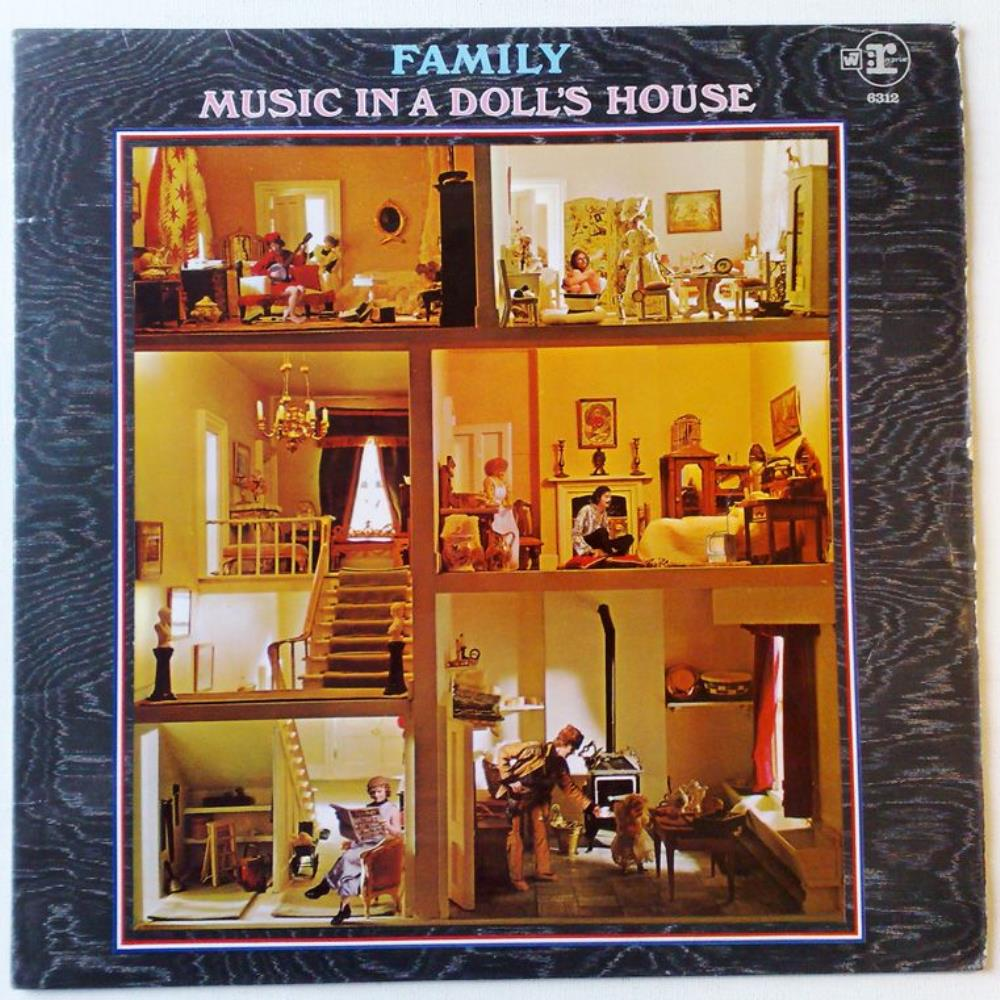 Music In A Doll's House by FAMILY album cover