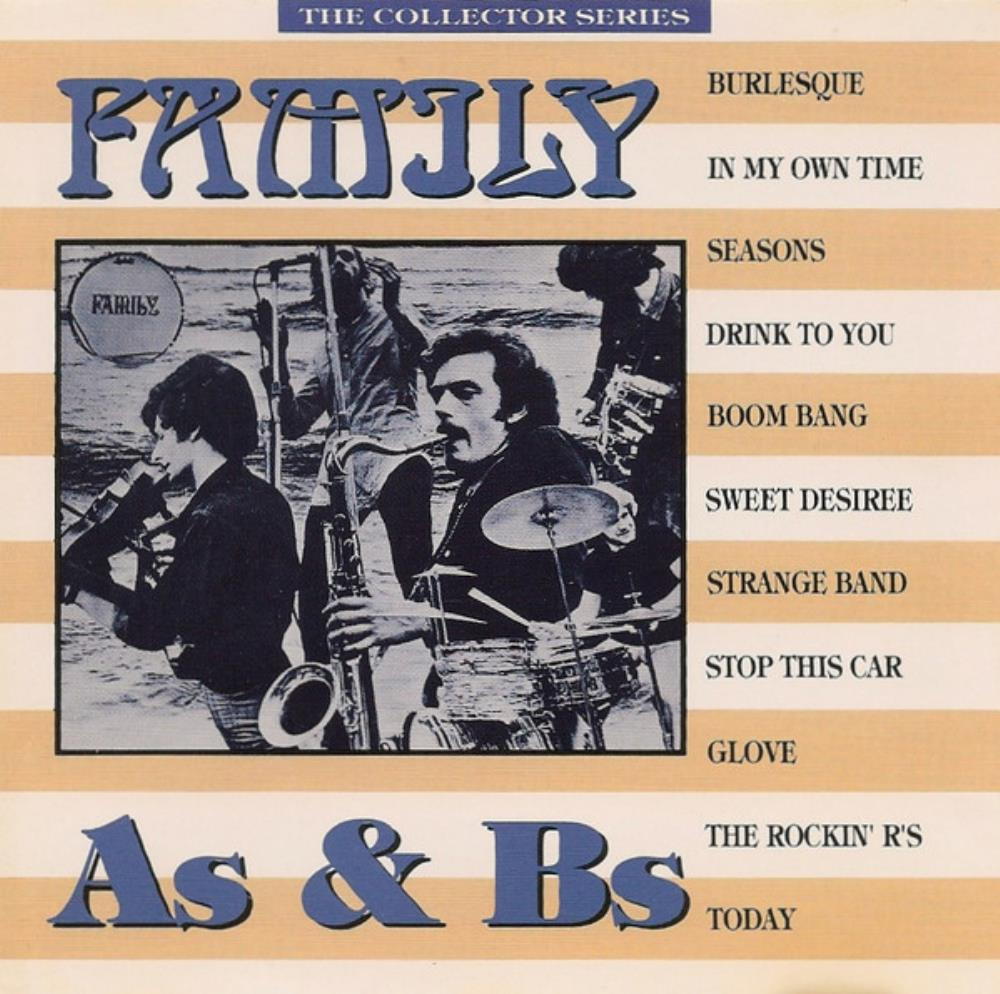 Family As and Bs album cover