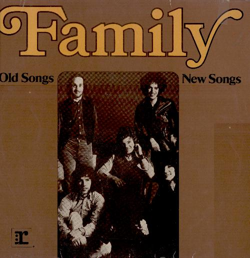 Family Old Songs, New Songs album cover