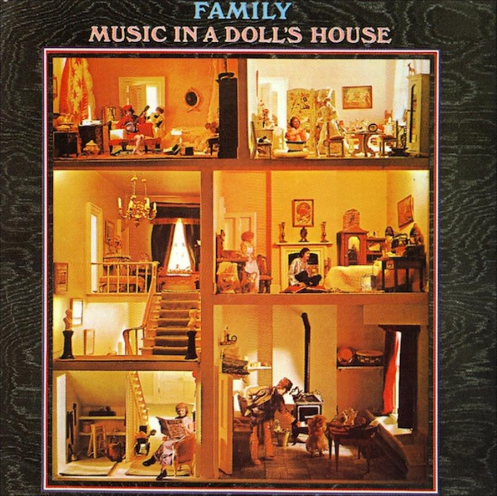 Family - Music In A Doll's House CD (album) cover